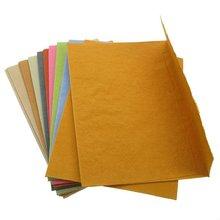 Multi Color Cotton Rag Handmade Paper Envelopes