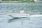 CE Approved Fibeglass Fishing Speed Boat