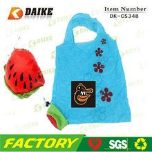 Fruit Lemon Cartoon Ball Foldable Shopping Bag DK-CS348