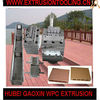 Alibaba Express Extrusion Tool for Wpc Hollow Decking flooring Manufacturer