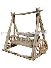 Teak wood swing