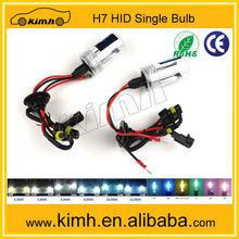 patented design auto hid xenon bulb h7 6000k
