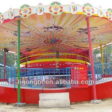 Funny Interesting Amusement Rides Disco Tagada
