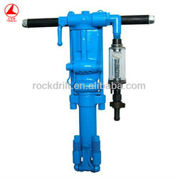 Y26 rock drilling machine,pneumatic drill,manual gold mining