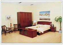 Wooden Bedroom Furniture Series