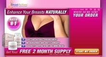 Breast Actives Breast Enhancement