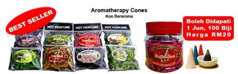 Aromatherapy Cones