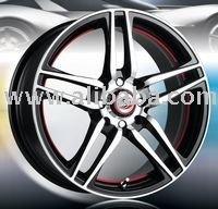 Aluminum alloy wheel NF253 (VIA & TUV Approved)