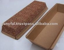 Rectangle FDA Carton Paper Cake Boxes