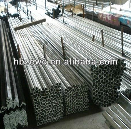 10#/20#/16Mn Hot dip galvanized seamless steel tube china ltd