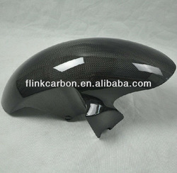 carbon fiber motorcycle replace part Front Fender for Yamaha R6 06-07