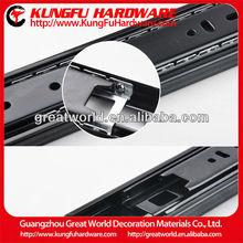 Full extension ball bearing mini ball bearing drawer slides