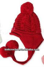 Latest Design Fashion Accessories Warm Winter Unisex Baby Caps & Hats