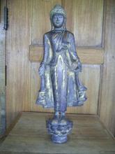 Bronze Standing Buddha
