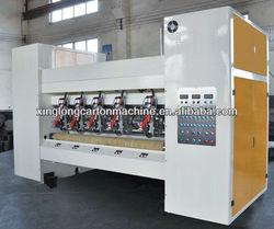 cardboard Thin Blade Slitter Scorer machine,package machine