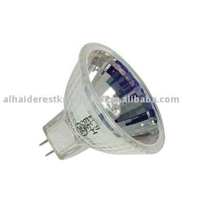 GE ELH MR16 Halogen Lamp - Miniature 2-Pin (GY5.3) Base