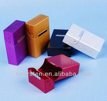 Metal Aluminum Cigarette Case