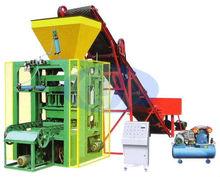 qt4-20 Block Making Machine, Fly Ash Bricks Making Machine Manufacturers