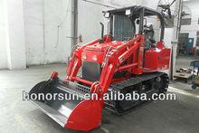 small bulldozer/Small crawler loader/ backactor/Small crawler backhoe loader