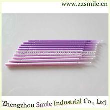 Regular/Fine/Ultrafine sizes dental micro applicator brushes