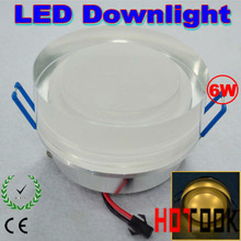 High Quality 6W Crystal LED Round Down Lights