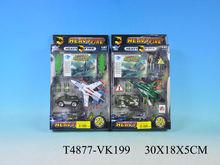 3D 1:87 military toys diecast car