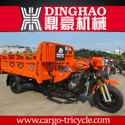 Three Wheel Motorcycle Rickshaw Tricycle Used For Agriculture Or Engineering