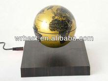 Chinese New Year Gifts! Mini 4 inch floating levitation world globe W-8001