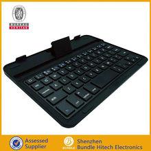 Wireless Bluetooth Keyboard Case Cover for iPad Mini