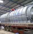 alta uscita olio di olio di pneumatici a diesel attrezzature di estrazione