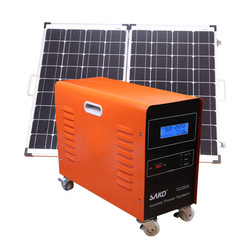 portable solar power system LDC display show all the conditions
