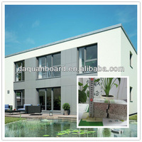 Hot sale residential high quality prefab homes,luxury design, low cost and made in china