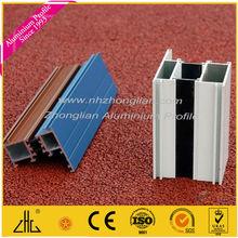 thermal break aluminium/thermal break aluminum windows/6063 T5 6061 T6 aluminium window and door manufacturer/OEM/factory