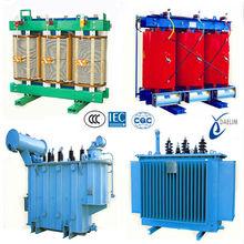 10kv-220kv three phase oil-immersed electronic power transformer