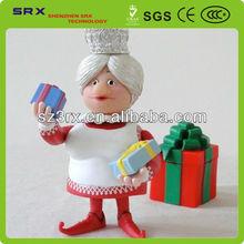 anime figure toys/oem cartoon anime toys/diy vinyl anime figure for christmas