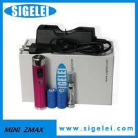 Nice design multicolor multifunction sigelei mini zmax electronic cigarette review