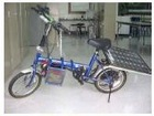Solar And Electric Bicycle