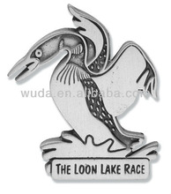 pewter pins the loon lake race