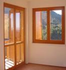 Windows With Glass Pane