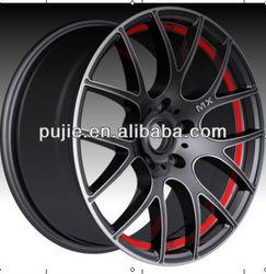 Car auto parts car alloy wheels 17 inch