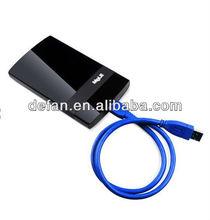 "USB External Portable SATA 2.5"" Hard Drive Enclosure Case"