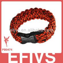 brand CHUMS outdoor boom/qiaqia bird Rainier bold umbrella rope bracelet