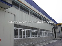 China industrial forest prefabricated steel ready made shed