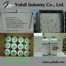 Selective Herbicide 24-D amine salt 720g/l SL, rice weedicide,agrochemicals