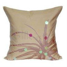 PALITA - printed screen silk cushion cover