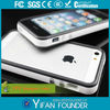 for iphone 5' bumper case, dual color TPU bumper case for iphone 5