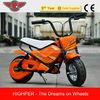 High Quality 250W Electric Cross Pocket Bike for Children (HP108E-B)