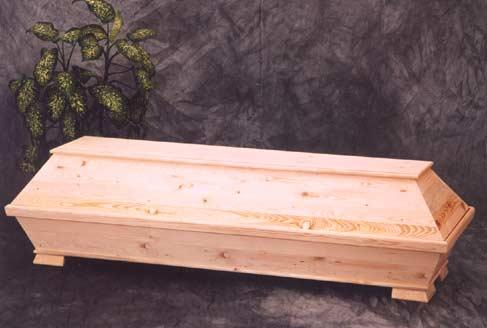 Il valore del silenzio - NO OT - Cremation_Coffin