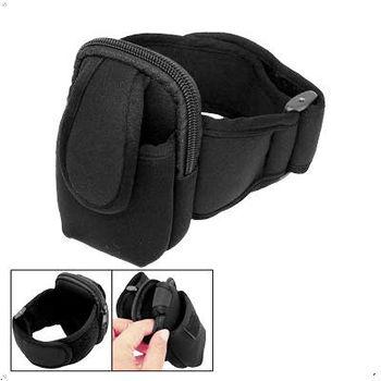 sport armband jogging case Holder Black for MP3 Cell Mobile Phone
