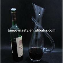 Art glass decanter ,unique decanter